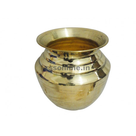 Sombu - Middle Weight - Brass