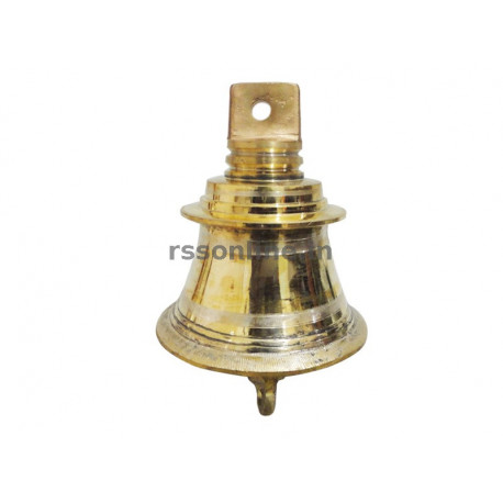 Brass Temple Bell (Kovil Mani)