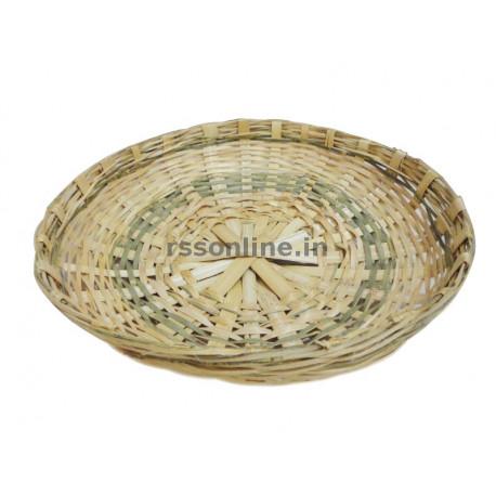 Moongil Thattu - Bambu Plate