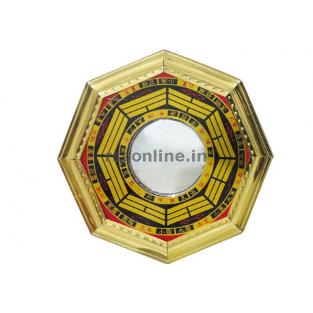Bagw Mirror - Gold