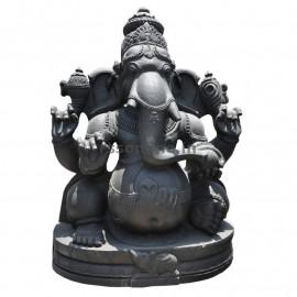 Granite Ganesha