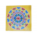 Kolam Stickers(Square) - 1