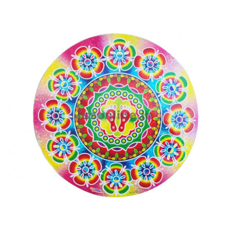 Kolam Stickers(Round) -3