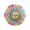 Kolam Stickers(Round) -3