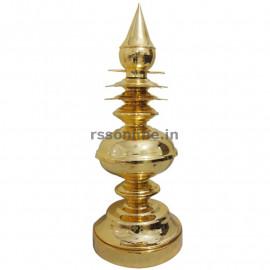 Kalasam - Gold Coated - 21''