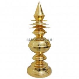 Kalasam - Gold Coated - 9''