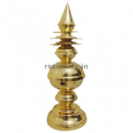 Kalasam - Gold Coated - 12''