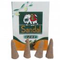 Sandal Dhoop Cone