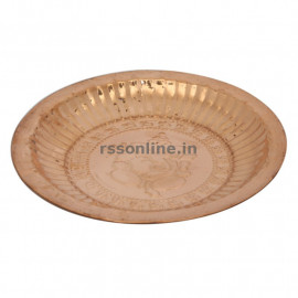 Fancy Plate - Ganesh - 6""