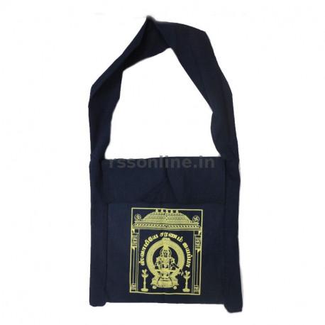 Iyappa Side Bag - Blue