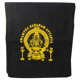 Iyappa Irumudi Bag - Black