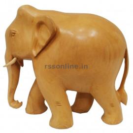 Elephant African Wood