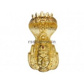 Sirasu Amman - Gold Coating