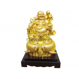 Vastu Buddha With Fish