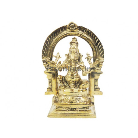 Ganesh With Thiruvachi