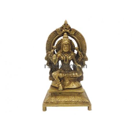 Lakshmi With Thiruvachi