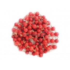 Garlands - Red