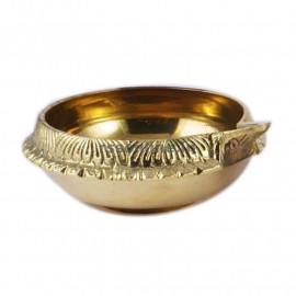 Brass Kubera Deepam Agal