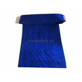 Velvet Cloth - Blue