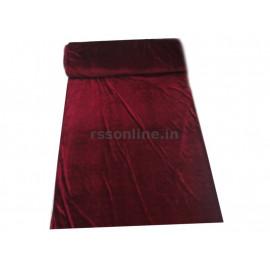 Velvet Cloth - Meroon