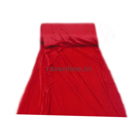 Velvet Cloth - Red