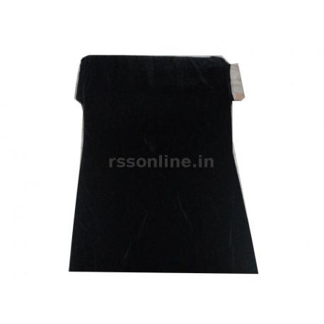 Velvet Cloth - Black