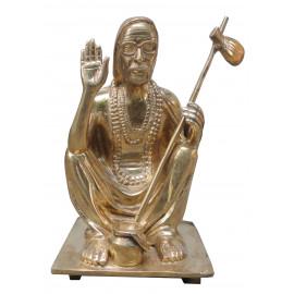 Kanchi Maha Periyava - 9'' - Panchaloha