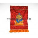 Ganesh Screen - Satin