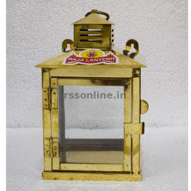 Brass Lantern - Medium