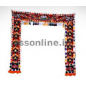Entrance Decorative Velvet Cloth