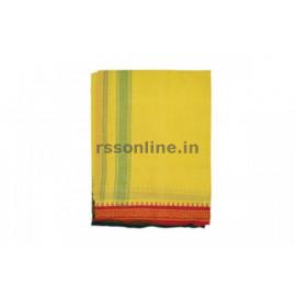 Yellow Dhoti (Veshti)