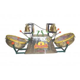 Raja Melathalam Double Drum