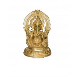 Lord Ganesh with Thiruvachi