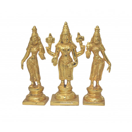 Tirupati Set Gold