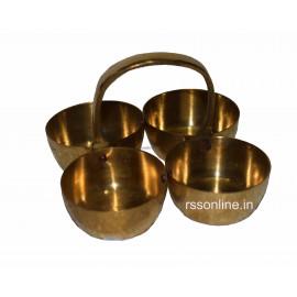 Brass Chokkar