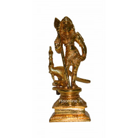 Murugan Gold coating