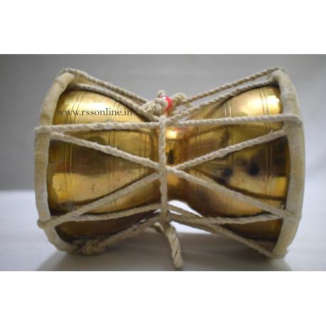 Udukkai - Brass