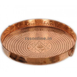 """Jalladai - 12"""" - Copper"""
