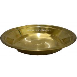 Thambulam Plate Brass