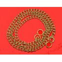 Brass Chain 14mm