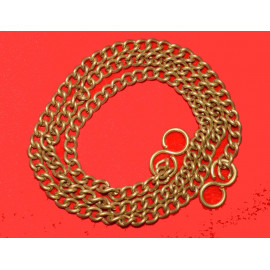 Brass Chain 10mm