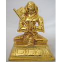 Ramanujar Gold Coating Idol