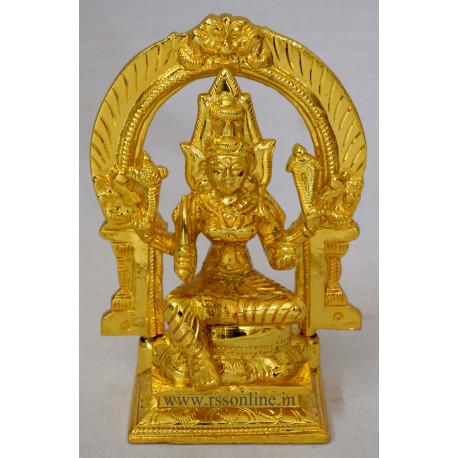 Mariyamman with thiruvachi