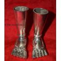 Ashtapatham silver coating  Right and Left Foot
