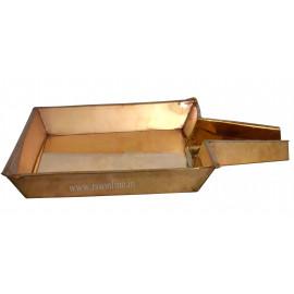Abhisheka plate - Square
