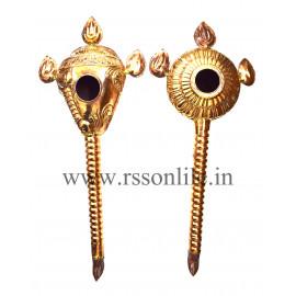 Copper Sanguthara chakrathara set