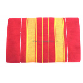 Amman Saree Cotton Red