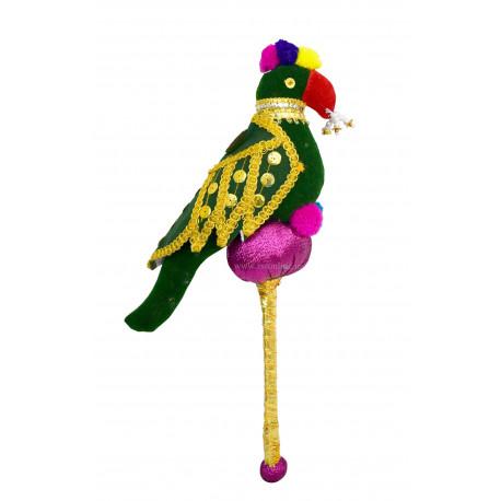 Cloth Parrot