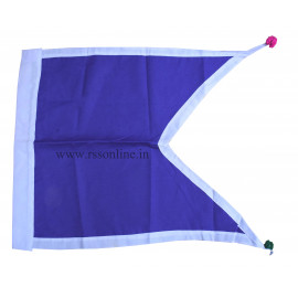 Kodi - Flag plain  - Temple Decor