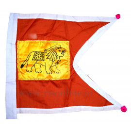 Kodi Nandi - Simmam - Lion Flags Cloth